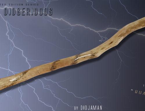 "Tesla Didgeridoo ""QUAZAR"""