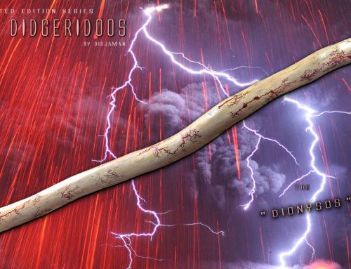 "Didgeridoo Tesla ""DIONYSOS"""
