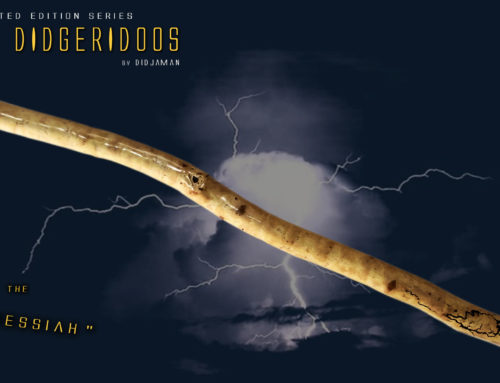 "Didgeridoo Tesla ""MESSIAH"""