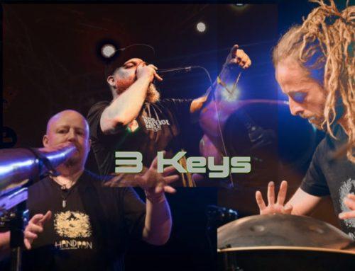 3keys : Beat-Box Didgeridoo & HandPan