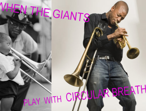 CIRCULAR BREATHING seen by the giants of music…