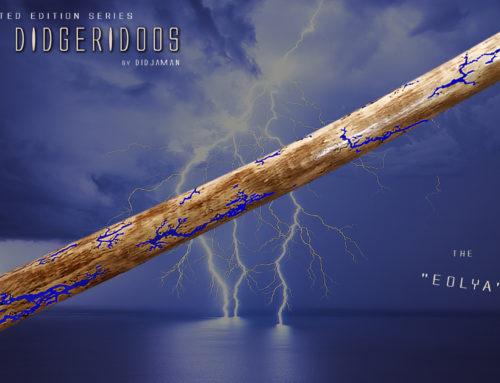 """Didgeridoo """"EOLYA"""""""