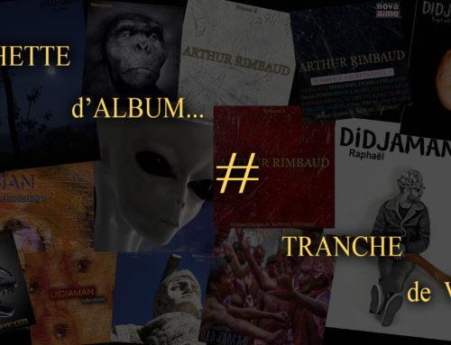 Pochette d'Album… #tranche de Vie !