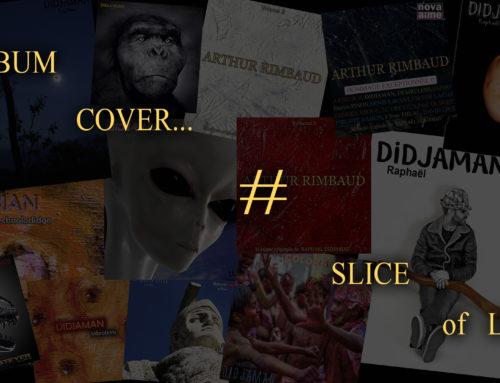 Album cover… #slice of life !