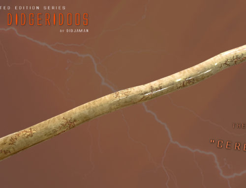 "Didgeridoo Tesla ""CERES"""