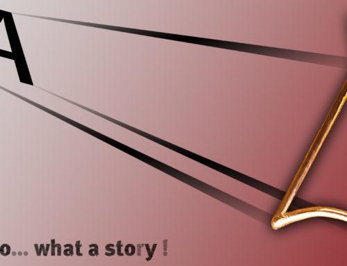 A logo… what a story !